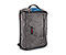 Wingman Duffel Bag - nylon gunmetal / blue / gunmetal