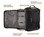 Wingman Duffel Bag Diagram