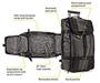 Aviator Wheeled Backpack Diagram