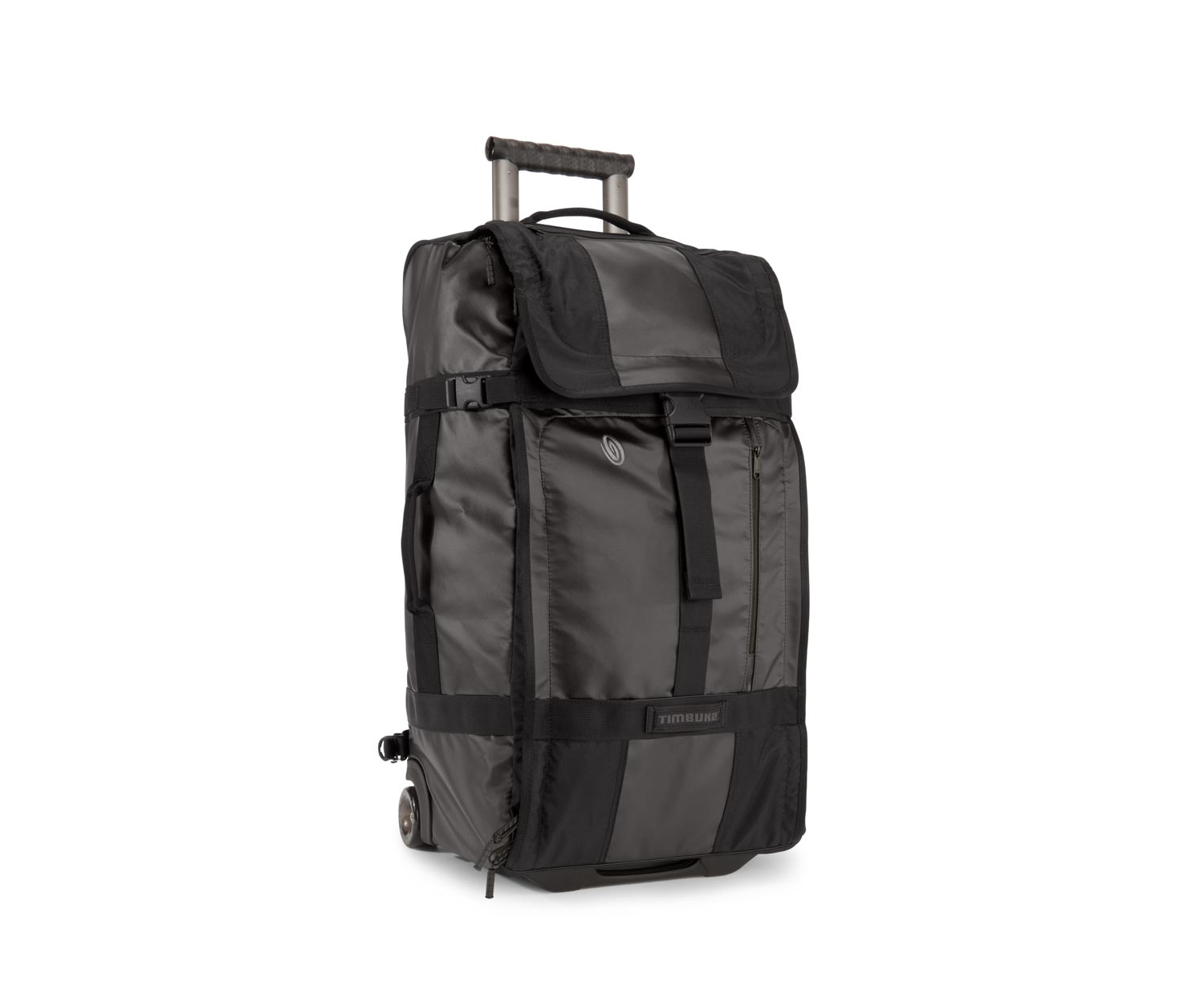 Aviator Wheeled Backpack Front