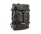 Aviator Travel Backpack - ripstop carbon ripstop / 600d non-p black farp / ripstop carbon ripstop