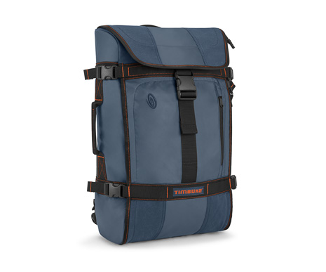 Aviator Convertible Travel Backpack 2014 Front