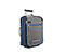 Copilot Luggage Roller 2014 - nylon dusk blue / polyester gunmetal / nylon dusk blue