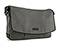 Proof Laptop Messenger Bag - waxed canvas carbon