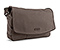 Proof Laptop Messenger Bag - waxed canvas dark brown