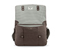 Proof Laptop Messenger Bag Open