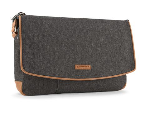 Proof Laptop Messenger Bag Front