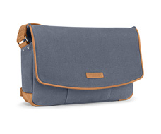 Proof Laptop Messenger Bag Front