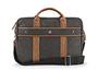 Hudson Laptop Briefcase Back
