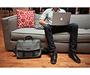 Hudson Laptop Briefcase Diagram
