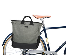 Noe Commuter Pannier Tote Backpack Front