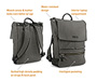 Walker Laptop Backpack Top