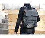 Walker Laptop Backpack Open