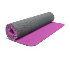 Live On Yoga Mat by Manduka Front