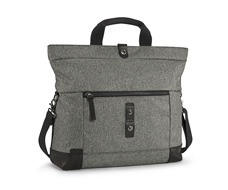Monterey Convertible Tote Messenger Front