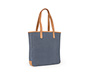 Manhattan Tote Bag Back