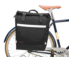 Alemany Bicycle Pannier Front