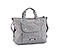 Clipper Tote Bag - texture grey