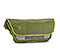 Catapult Cycling Messenger Bag - 420d nylon algae green / gunmetal / cement