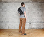 Catapult Cycling Messenger Bag Model