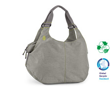Full-Cycle Scrunchie Yoga Tote Bag