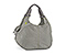 Full-Cycle Scrunchie Yoga Tote Bag - recycled pet ripstop gunmetal fc / gunmetal fc