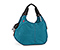 Full-Cycle Scrunchie Yoga Tote Bag - aloha blue recycled ripstop aloha blue fc