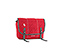 Hidden Messenger Bag - 30d ripstop rev red