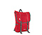 Hidden Swig Backpack - 30d ripstop rev red