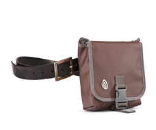 coated canvas mahogany brown / Tusk Grey