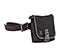 Pork Chop Belt Pack - ballistic nylon black / black