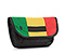 Rump Roast Belt Pack - ballistic nylon emerald / reso yellow / bixi red