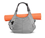Scrunchie Yoga Tote Bag Open