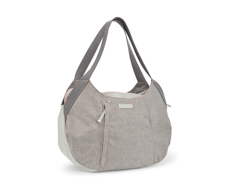 Scrunchie Yoga Tote Bag Front