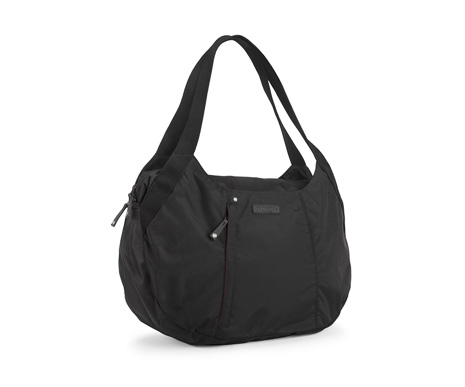 Scrunchie Yoga Tote Bag Front