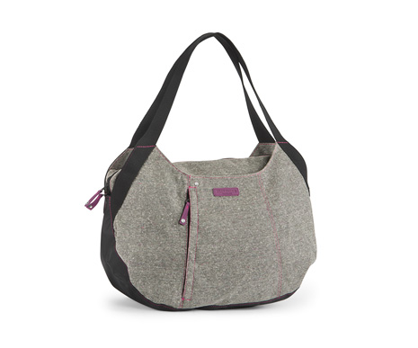 Scrunchie Yoga Tote Bag 2014 Front