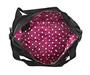 Scrunchie Yoga Tote Bag Inside