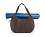 Scrunchie Yoga Tote Bag Feature
