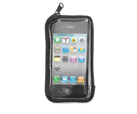 Mission Cycling Wallet for iPhone 4 Front