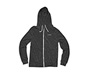 Unisex Full-Zip Hoodie Sweatshirt Front