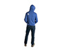 Unisex Full-Zip Hoodie Sweatshirt Model