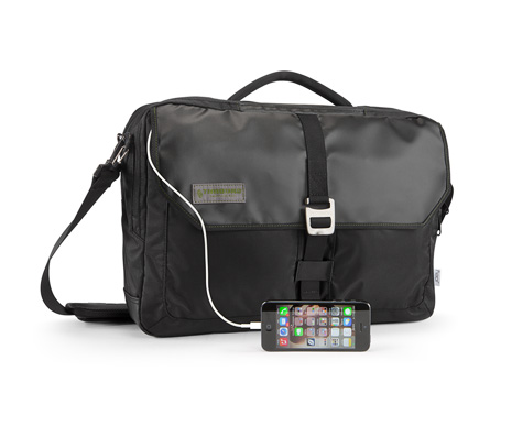 Power Core Laptop Briefcase Front