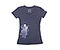 Women's Hayes T-Shirt - 60/40 cotton poly dirty navy