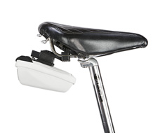 Especial Bicycle Seat Pack Front