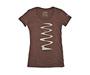 Women's Lombard Street T-Shirt Front