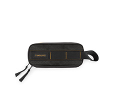 Clear Kit Travel Pouch Front