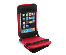 Flip Out Case for the iPhone
