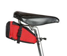 Ballistic Nylon Bixi Red