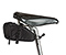 Bike Seat Pack XT - ballistic nylon black