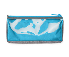 Clear Pouch Toiletry Kit